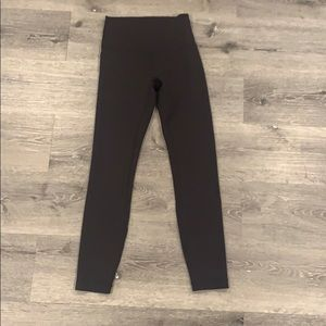 Lululemon Wunder Under HR tight 25""
